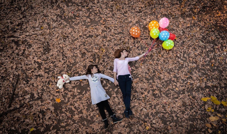 Sofia & Daria Sedinta Foto Familie - Fotograf Familie