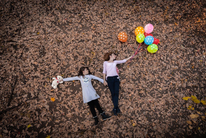 Sofia & Daria – Ședința foto